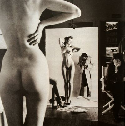 Helmut Newton, June etc...