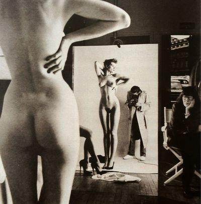 Helmut Newton, June etc...